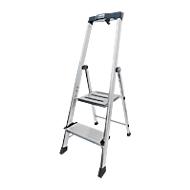 Stufen-Stehleiter Safepro, 2 Stufen