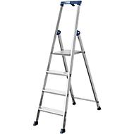 Stufenleiter Solido, 4 Stufen