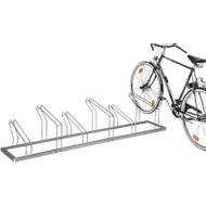 Support à vélos, 6 emplacements, accessible d'un côté