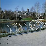Support à vélos à 6 emplacements, 45° droite