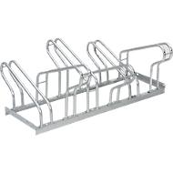 Support à vélos à arceaux, accessible de deux côtés, monté, 6 emplacements