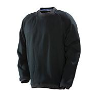 Sweatshirt schwarz L