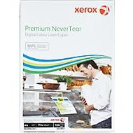 Synthetikpapier Xerox Premium NeverTear, DIN A4, 95 µm, halbtransparent satiniert, 1 Paket = 100 Blatt