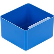 Systeem FR 0 - inzetbak EK 602, blauw, 80 stuks