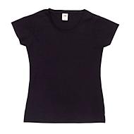 T-Shirt, Schwarz, M, Auswahl Werbeanbringung optional