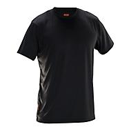 T-Shirt Spund Dye schwarz 3XL