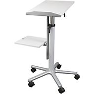 Table pour beamerMAUL 9333, gris, sans multiprise triple