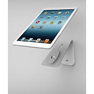 Tabletständer Compulocks HoverTab,  für Wand- und Tischmontage, Stahl, silber