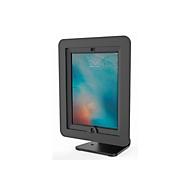 Tabletstandaard Compulocks Executive 360, horizontale montage, 360° draaibaar, 180° kantelbaar, aluminium, zwart