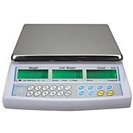Tafelmodel telweegschaal serie CBC, met programmeerbare displayverlichting, eenvoudig telsysteem, capaciteit 6 kg