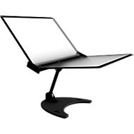 Tafelstandaard, 3D, met zichtpanelen met 5 borden