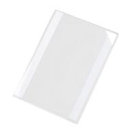 Tariffold Kang Easy Clic pockets, A4, PVC-folie, antimicrobieel, zelfklevend, 5 stuks, transparant