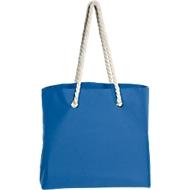 Tasche Capri, inklusive 1-farbiger Werbeanbringung + Grundkosten gratis, blau