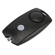 Taschenalarm Olympia PA 100, Alarmlautstärke 100 dB, mit Taschenlampe & Gürtelclip