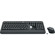 Tastatur und Maus Set Logitech MK540 Advanced, kabellos, für optimalen Bedienkomfort