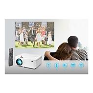 Technaxx Mini FullHD LED Beamer TX-113 - LCD-Projektor - tragbar