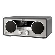 TechniSat DigitRadio 600 - tragbares DAB-Radio - CD, Netzwerk, USB-Host, Bluetooth