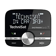 Technisat DIGITRADIO Car 2 - Auto - DAB-Radio-Tuner - extern