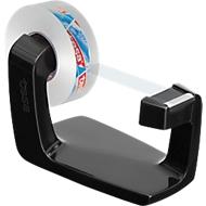 tesa® Dérouleur de ruban adhésif Easy Cut Frame, noir