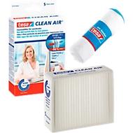 tesa® Feinstaubfilter Clean Air®, GR. S + Sporthandtuch, GRATIS