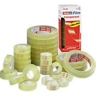 tesa® Film, ø 76 mm, 66 m x 12 mm, transparant