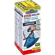 tesa® voordeelverpakking correctierollers, 14 x 4,2 mm, 2 stuks