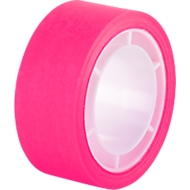 tesafilm® Markierfilm Neon, Rollengröße L 10 m x B 19 mm, farbsortiert neon-gelb oder neon-pink