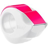 tesafilm® Markierfilm Neon, Rollengröße L 10 m x B 19 mm, inkl. Mini Abroller, farbsortiert
