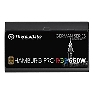 Thermaltake Hamburg Pro RGB W0592RE - Stromversorgung - 550 Watt