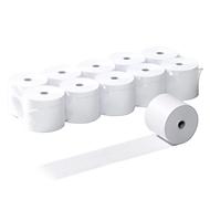 Thermische papierrollen voor EC-Cash apparatuur, niet bedrukt