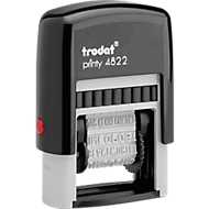 Timbres multi-usages trodat® Printy 4822