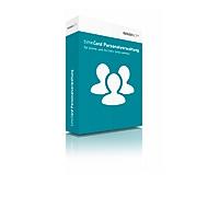timeCard Personalverwaltung, Lizenz für 25 Mitarbeiter enthalten, elektronische Personalakte