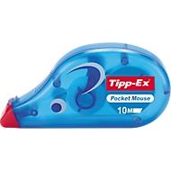 Tipp-Ex® Roller de correction Pocket Mouse, 4,2 mm x 10 m, pièce