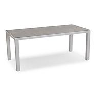 Tisch Houston, Aluminium, rechteckig, B1400xT900 mm, silber