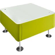 Tisch WALL IN, grün