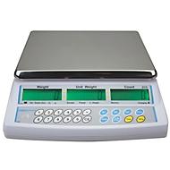 Tisch-Zähl-Waage Serie CBC, mit programmierbarer Displaybeleuchtung, Zähloptimierung, Kapazität 30 kg