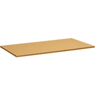Tischplatte, 1200 x 800 mm, Buche natur