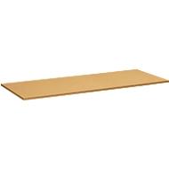 Tischplatte, 1600 x 800 mm, Buche natur