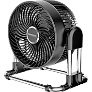 Tischventilator VIND, Ø 210 mm, Höhe 180 mm, 45 W, schwarz