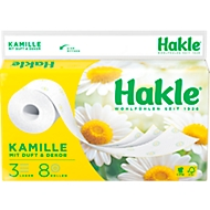 Toiletpapier Hakle plus, 72 rollen