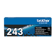 Toner Brother TN-243BK, printcapaciteit ca. 1000 pagina's, zwart