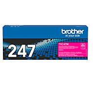Toner Brother TN-247M, Printcapaciteit ca. 2300 pagina's, magenta