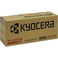 Toner Kyocera TK-5270M, magenta, 6000 pagina's