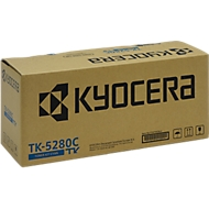 Toner Kyocera TK-5280C, cyaan, 11000 pagina's