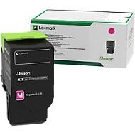 Toner Lexmark C2320M0, magenta, 1000 pagina's