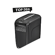 Top Deal Fellowes papiervernietiger Powershred 60 CS, snippers 4 x 50 mm, tot 9 vellen, P4, automatische stop, 22 l opvangbak