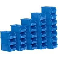 Top Fix bak 14/7-5, blauw PP