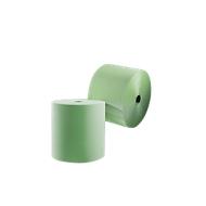 TORK® Advanced 430 industriële papieren poetsdoek, 3-laags, 340 x 370 mm, groen