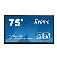 Touch monitor iiyama PROLITE TE7503MIS-B1AG, 75