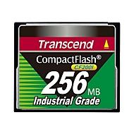 Transcend CF200I Industrial Grade - Flash-Speicherkarte - 256 MB - CompactFlash